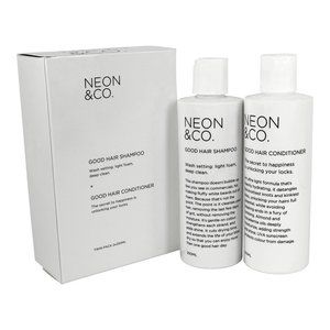 Neon & Co. Shampoo + Conditioner Twin Pack (250ml